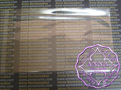 PCGS PMG Graded Banknote Slab Ziplock Sleeves 135mmX200mm+30mm 20 Pcs