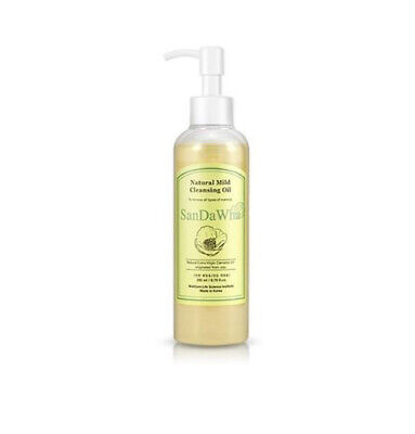 SanDaWha Natural Mild Cleansing Oil 200ml(6.76oz) Make up Cleansing Oilils