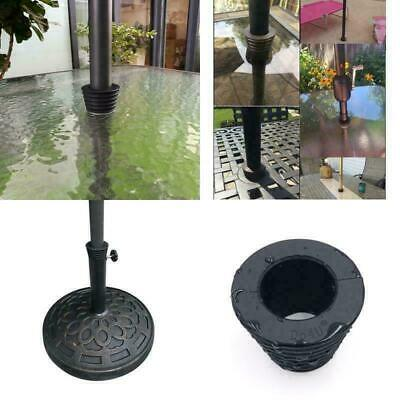 Patio Umbrella Cone Parasol Hole Ring Table Reducer Ring Plug 1.5inch//38mm