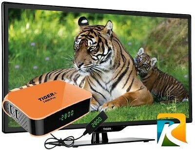 TIGER I400 PRO satellite receiver