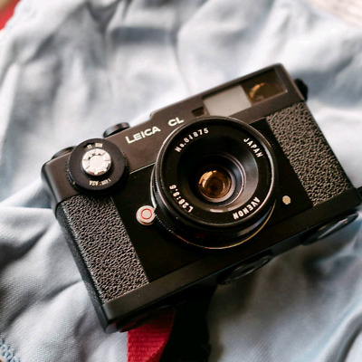 Leica CL Film Camera