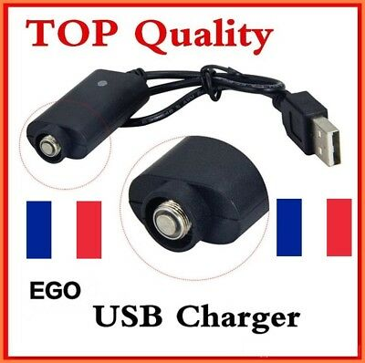 Fast USB Chargeur de batterie EGO 510 ecig Charger FRANCE électronique