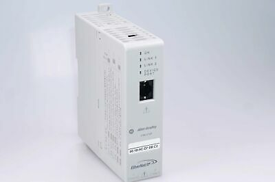 ALLEN BRADLEY Cat 1783-ETAP 3 Port Ethernet/IP Tap  Ser. A FW 2.002