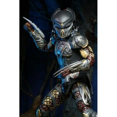 Neca The Predator 2018 Fugitive Predator Ultimate Action Figure New