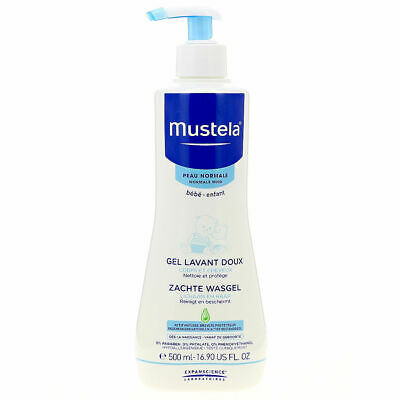 Mustela Gentle Cleansing Gel 500ml - Hair and Body