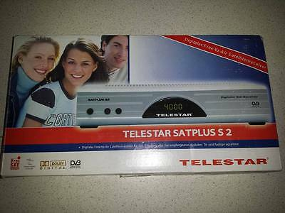Decoder Satellitare Digitale Telestar Sat Plus S2 Freesat Dolby Digital Dvb