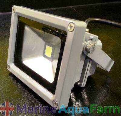 10w LED 6500K REFUGIUM LIGHT, MARINE SUMP TANK, MACRO ALGAE, CHEATO, GROW, FISH