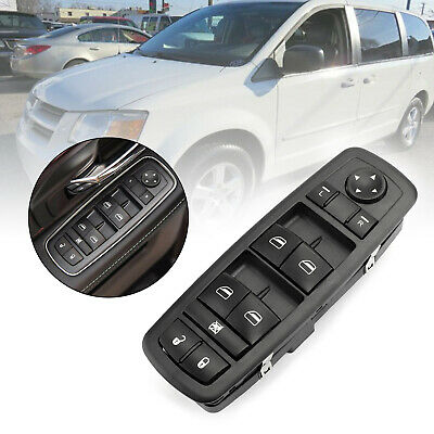 Master Power Window Switch For Dodge Grand Caravan 2008-2010 Journey 2009-2014 C