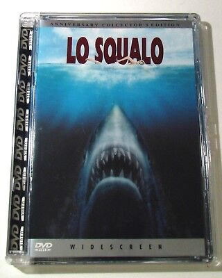 Lo squalo (1975) DVD Ed. Italiana Super Jewel Box Universal DU 59020 OOP