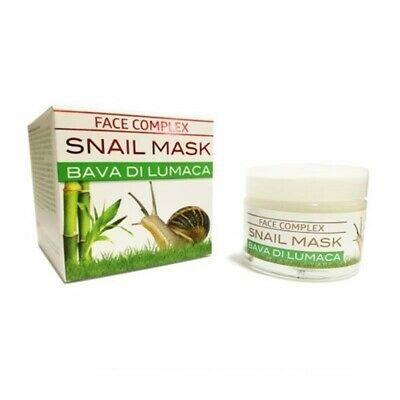 BLACK HEAD Snail Mask - Maschera Viso Bava Di Lumaca 50 ml