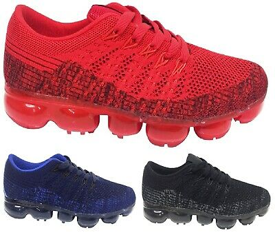 cheap for discount 64b43 cd823 New Mens Vapor Air Shock Absorb Sole Ultra Max Running Gym Sport Trainers  Size
