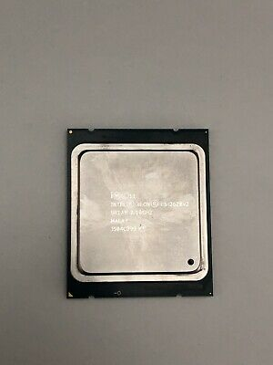 Intel Xeon CPU E5-2620V2 SR1AN 2.1GHz 6-Core 6C/12T 2.6GHz Boost 15MB LGA2011