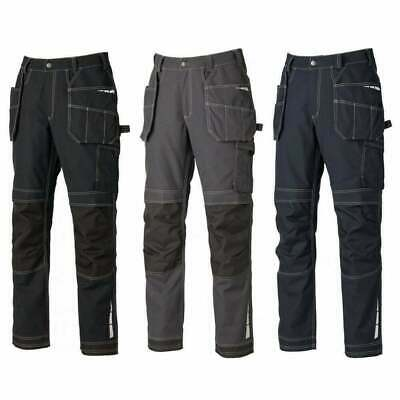 DICKIES EISENHOWER EXTREME Work Trousers Pro Trade EH26801 Cordura Cargo