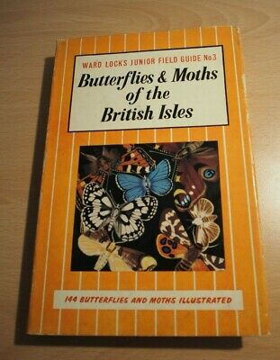 Butterflies And Moths Of The British Isles   1959