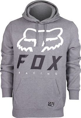 FOX RACING HOMMES Héritage Forger Pull Polaire Gris Chiné
