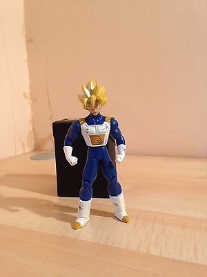 Dragon Ball Z Action Figure Cell Games Saga - SS Goku with Armor Mint