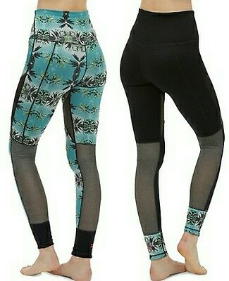 Sweaty Betty Urdhva Reversible Leggings size XS 1172-B14