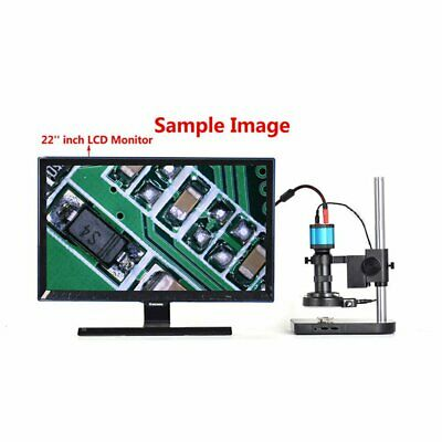 One Set 14MP CMOS HDMI Microscope Camera For Industry Lab Phone Repair WY
