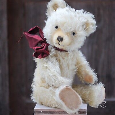 Rare Antiker Teddy Bär DIEM Richard 1930Jahre Rare Antique Teddy Bear COLLECTOR
