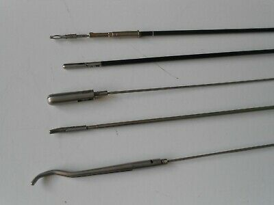 5 x WISAP. PHOEBUS.and other. Laparoscopic Surgical Instruments. Free UK P&P.