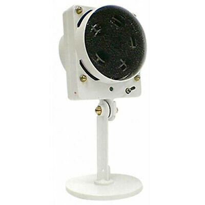 EDSYN FXF14W White Compact FUMINATOR Table Top Fume Extractor Fan
