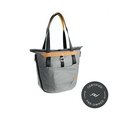 Peak Design Everyday Tote Bag (Ash) Lifetime Warranty - PD Certified