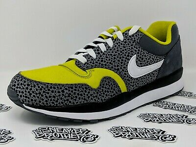 the latest df45a f930f Nike Air Safari SE Bright Cactus Flint Grey White Black Running Men s AO3298 -001