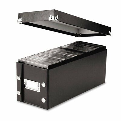 Idea Stream Snap-N-Store SNS01521 CD Storage Box - New In Pack