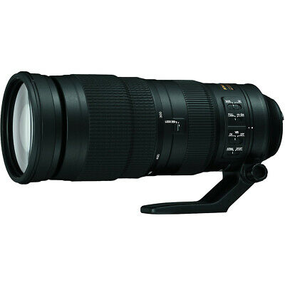 Nikon 200-500mm f/5.6E ED VR AF-S NIKKOR Zoom Lens for Nikon Digital SLR Cameras