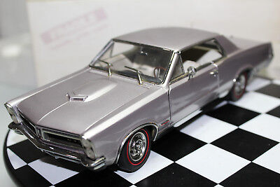 Danbury Mint 1:24 Scale 1965 PONTIAC GTO (LIGHT PURPLE)