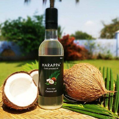 Coconut Oil (Cold Pressed Extra Virgin)