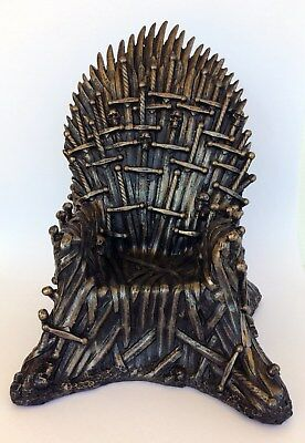 1pc Game of Thrones GOT Iron Throne Chair Statue
