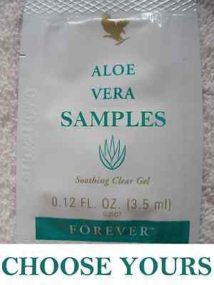 SAMPLE Forever Living Products Aloe Vera Mosturizing Gelly Heat Lotion Propolis