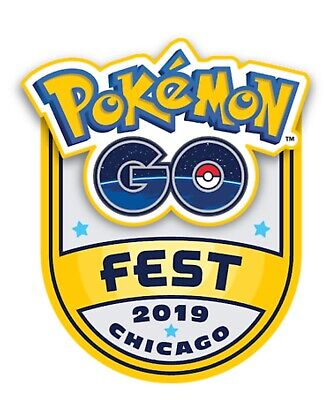Go Fest Chicago 2019 Account with SHINY Groudon, Shiny Seel &2 of each Lake Trio