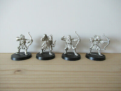 Games Workshop Citadel Lord of the Rings Lotr Mordor Orc Bowmen Metal