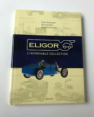 Eligor, l'incroyable collection, frech toys book