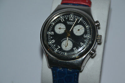 Swatch Swiss Irony 1995 4 jewels Chronograph