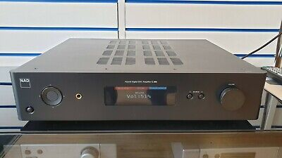NAD C368 AMPLIFIER with BlusOS Module - £410 00 | PicClick UK