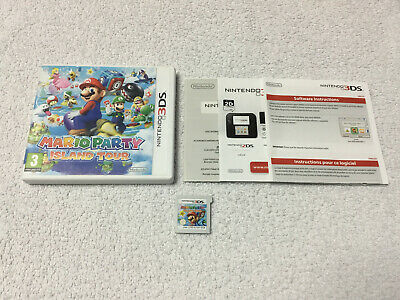 *VGC* Mario Party Island Tour For The Nintendo 3DS Boxed PAL UK