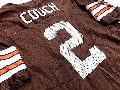Vintage Tim Couch NEW Cleveland Browns 1ST QUARTERBACK/PLAYER Starter Jersey