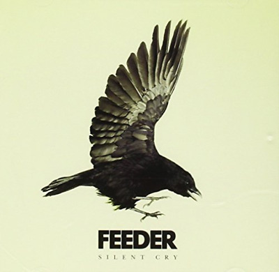 Feeder : Silent Cry (CD 2008) **EXC COND**  BARGAIN!!  FREE!! UK 24-HR POST!!