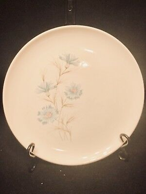 Vintage Mid-Century Retro 1960s Taylor & Smith BOUTONNIERE Dinner Plate