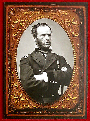 CIVIL WAR CHRONICLES - GENERAL WILLIAM SHERMAN - Chase Card #CP15 - Cult Stuff