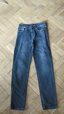 Boys Jeans John Lewis Age 11 Years Black Denim