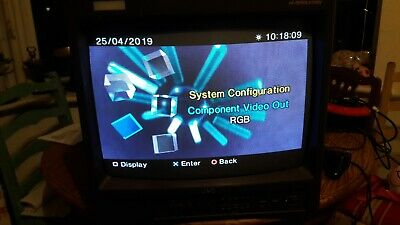 """Jvc 20"""" Broadcast Monitor BM-H2000PN 750tvl Like Sony Pvm. Delivery see listing"""