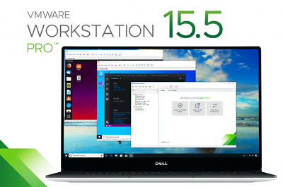 VMware Workstation 15.5 Pro Activation Code (Multi PC's) Official Download ⭐⭐⭐⭐⭐