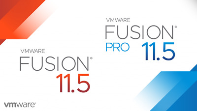 VMware Fusion 11.5 Pro Activation Code (Multi Mac) *Official Download* ⭐⭐⭐⭐⭐