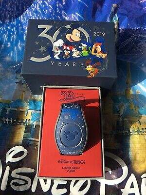 Disney Hollywood Studios 30 Years 2019 Magic Band MagicBand In Hand