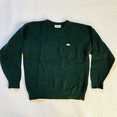 c1e61802e66d8 LEVI'S VINTAGE 80% Lambswool Sweater Size L Made in Portugal ...