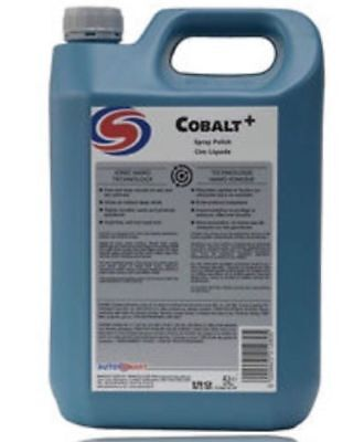 Autosmart Cobalt+ Nano Sealant Versatile Spray Polish For Car Professional Use.
